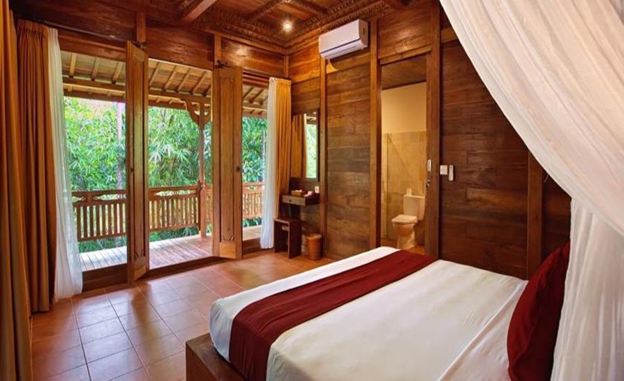 Ubud Heaven Sayan Bali - Kamar tidur