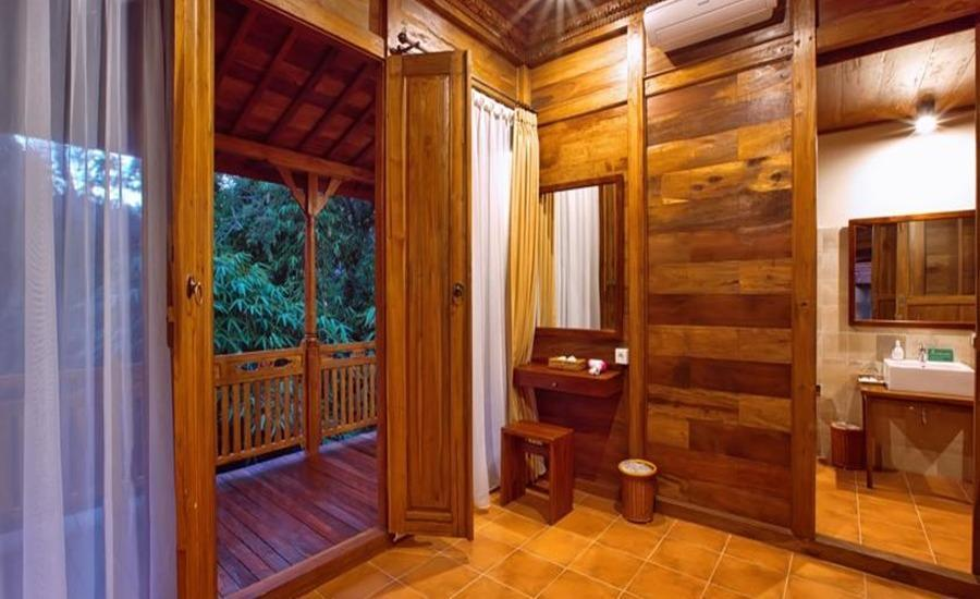 Ubud Heaven Sayan Bali - Satu kamar tidur