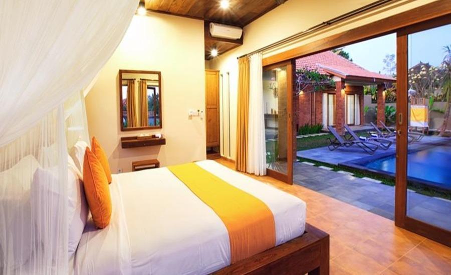 Ubud Heaven Sayan - Tiga kamar tidur