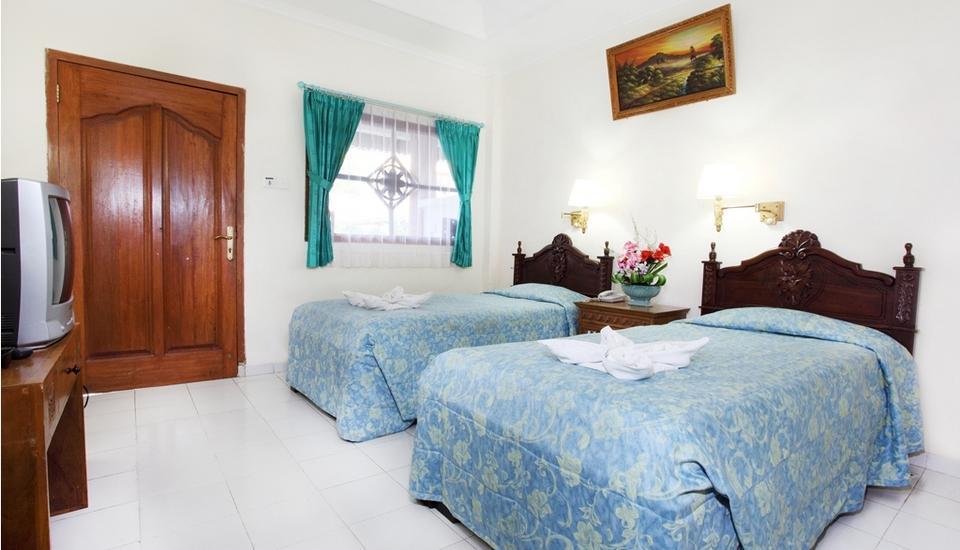 Bakung Sari Resort Bali - Superior Room with Breakfast Last Minutes 52%
