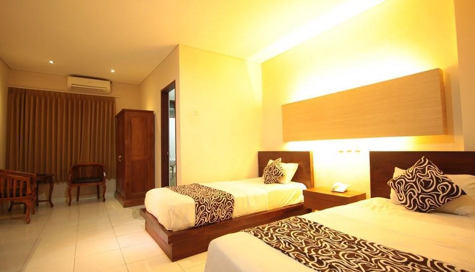 Bakung Sari Resort Bali - Deluxe Room with Breakfast Last Minutes 52%