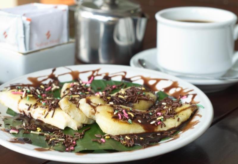 Sofyan Inn Tebet Jakarta - Makanan