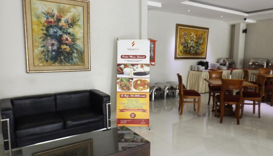 Sofyan Inn Tebet Jakarta - LOBI