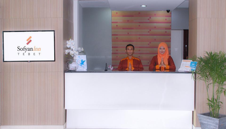 Sofyan Inn Tebet Jakarta - Reception