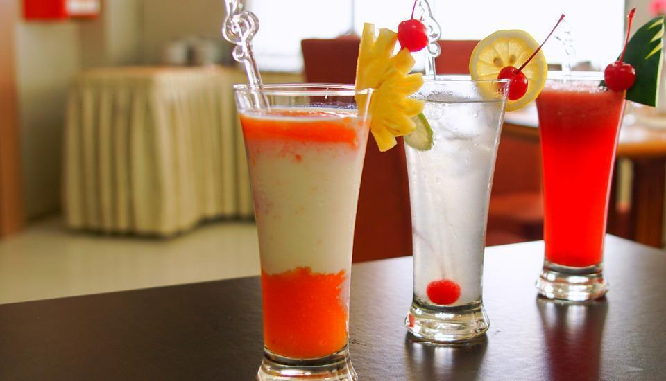 Sofyan Inn Tebet Jakarta - Minuman