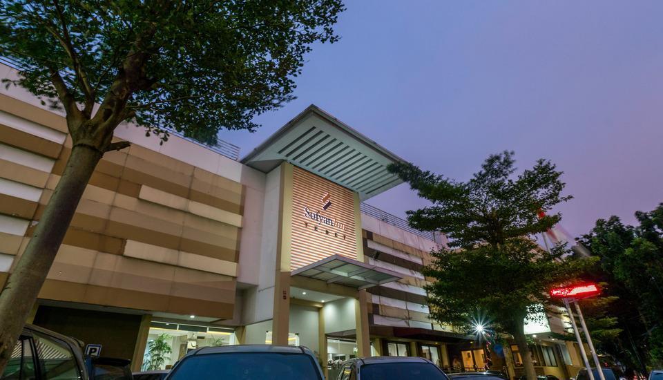 Sofyan Hotel Soepomo Tebet - Eksterior