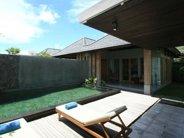 Villa Kayu Lama Bali - Kolam Renang