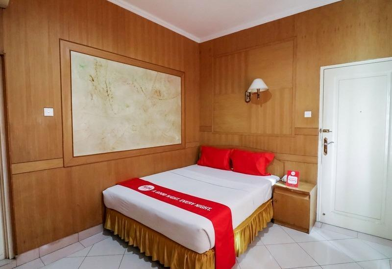 NIDA Rooms Makassar Savu - Double Room Single Occupancy Special Promo