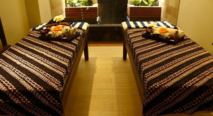 Crystal Lotus Hotel Yogyakarta - Spa