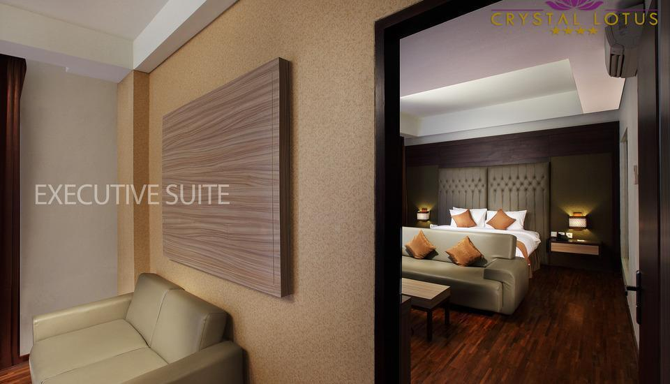 Crystal Lotus Hotel Yogyakarta - Executive Suite Luxury Deal