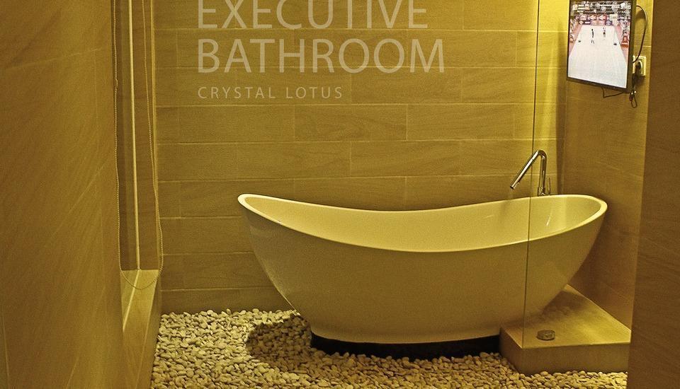 Crystal Lotus Hotel Yogyakarta - Executive Suite Diskon 20%