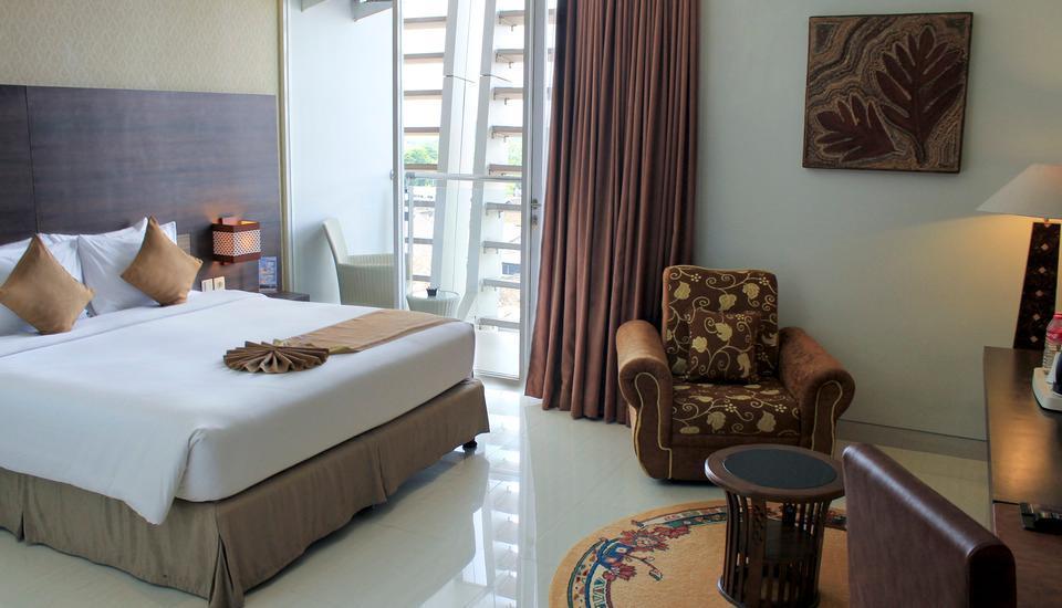 Crystal Lotus Hotel Yogyakarta - Deluxe Room