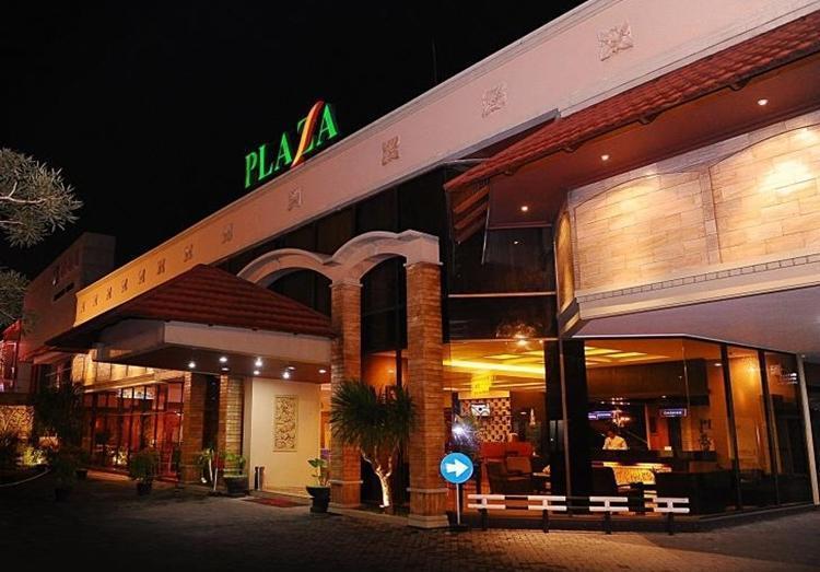 Plaza Hotel Semarang - Eksterior