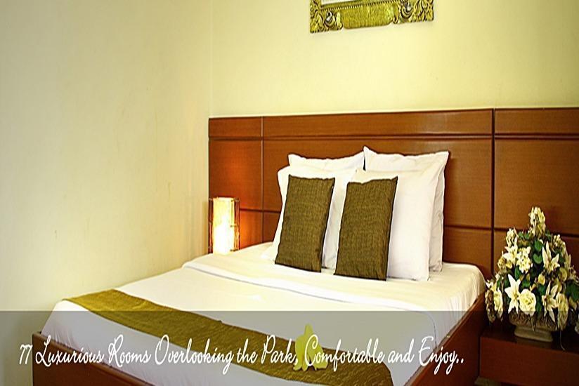 Plaza Hotel Semarang - Kamar tamu