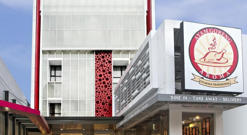 Hotel Antara Jakarta - Exterior