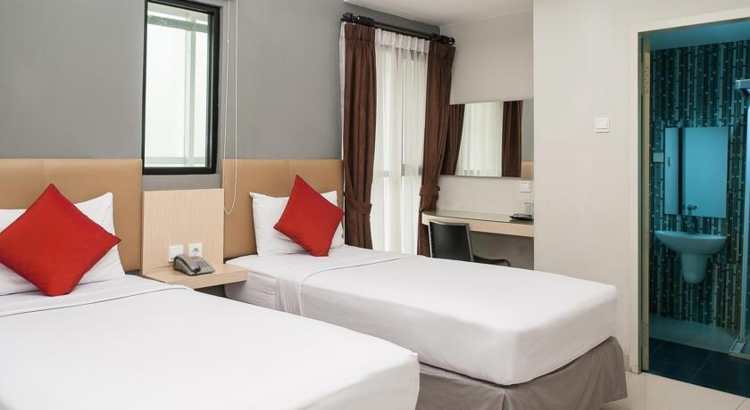 Hotel Antara Jakarta - Superior Room With Breakfast Regular Plan