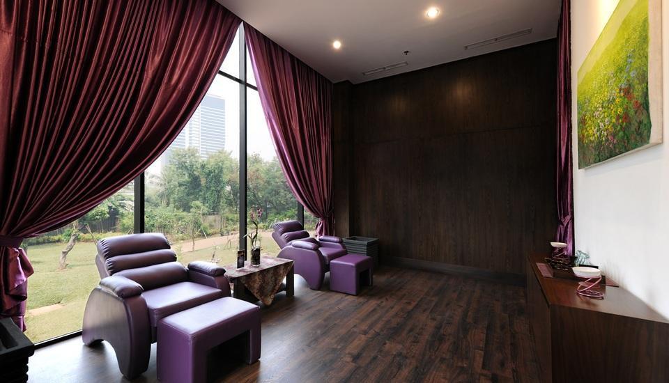 Veranda Hotel Pakubuwono - Pusat Kesehatan
