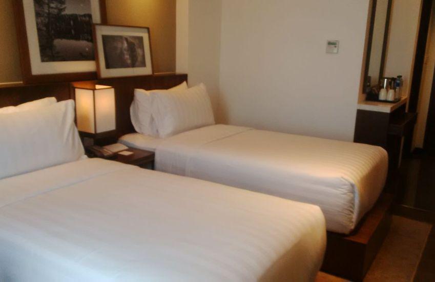 Veranda Hotel Pakubuwono - Deluxe twin Bed