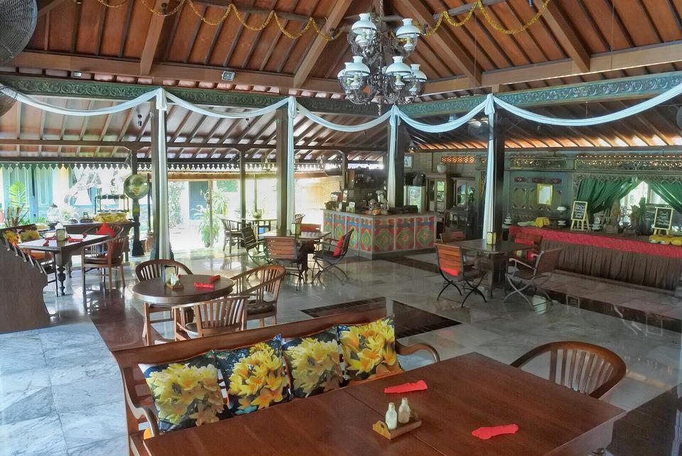 Dusun Jogja Village Inn Yogyakarta - Secang Merah Resto
