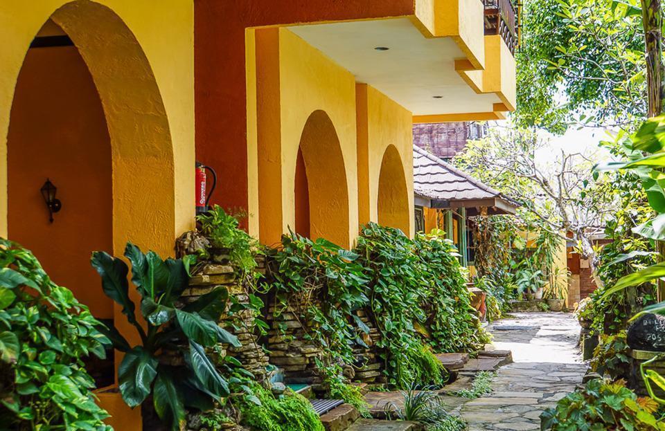 Dusun Jogja Village Inn Yogyakarta - Bangunan Deluxe room 2 lantai