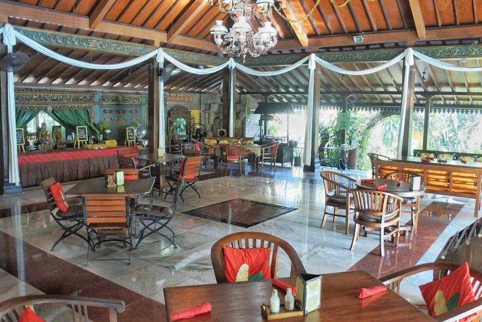 Dusun Jogja Village Inn Yogyakarta - Restaurant