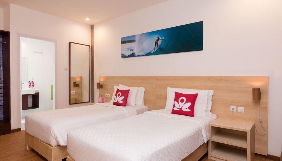 ZEN Villa Gili Trawangan Kepiting Lombok - Tampak keseluruhan
