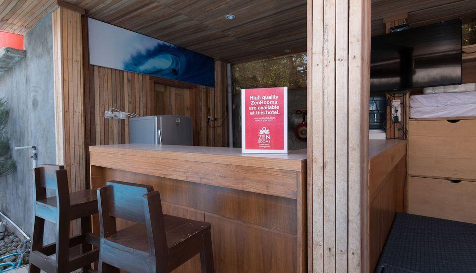 ZEN Villa Gili Trawangan Kepiting Lombok - Resepsionis