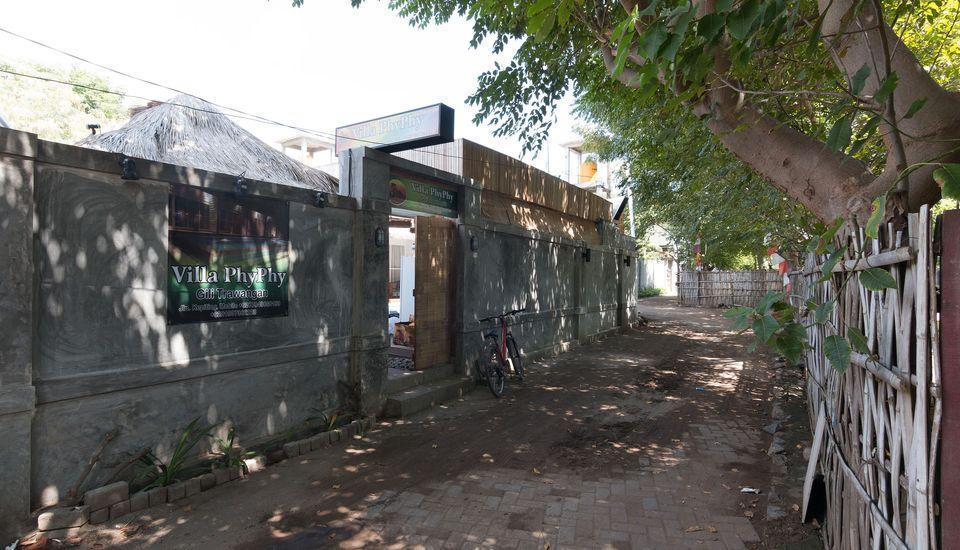 ZEN Villa Gili Trawangan Kepiting Lombok - Tampak luar