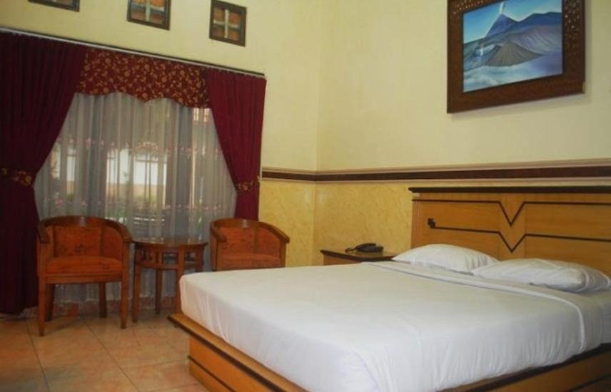 Bromo View Hotel Probolinggo - Deluxe Room Regular Plan