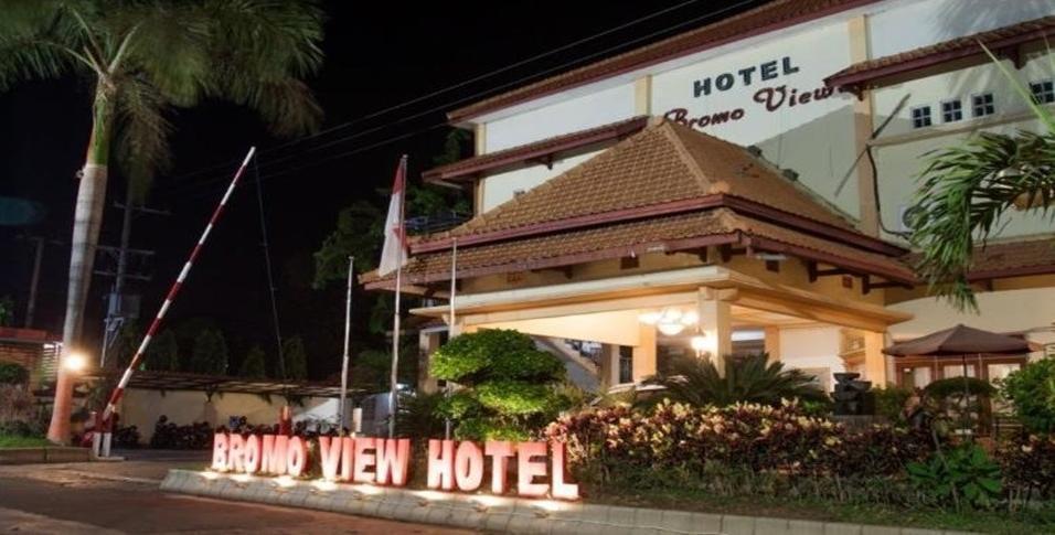 Bromo View Hotel Probolinggo - Exterior