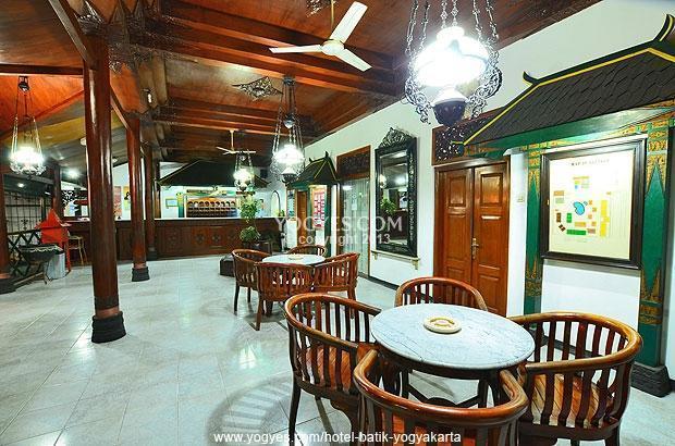Hotel Batik Yogyakarta - Lobi