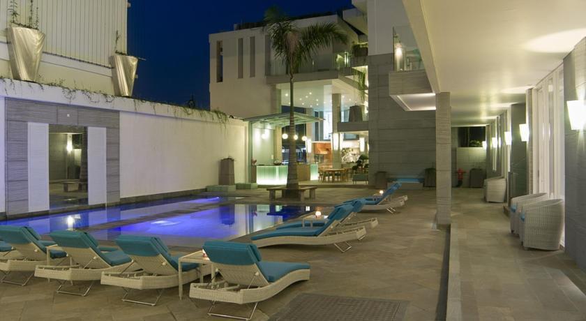 AQ-VA Hotels & Villas Bali - Kolam Renang