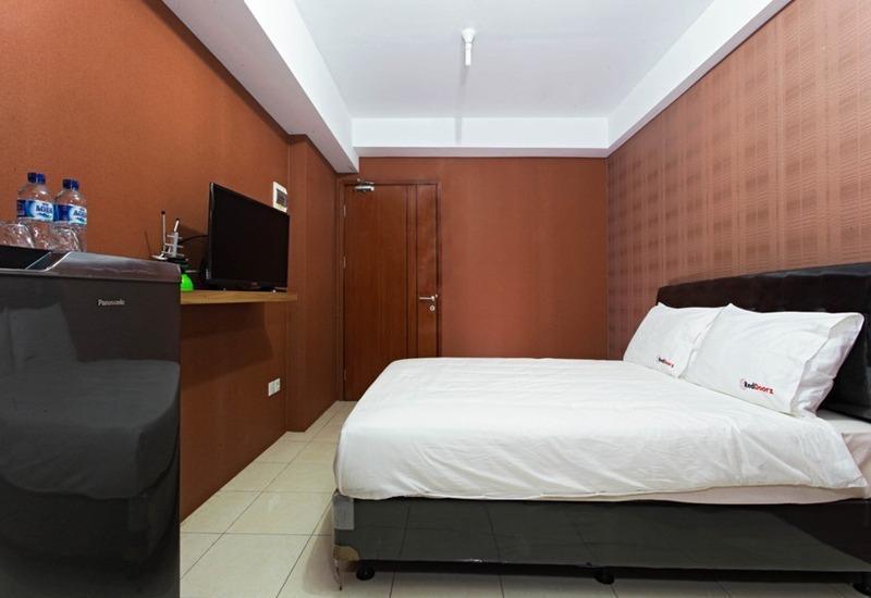 RedDoorz Apartment @ Ciputat (not active) Jakarta - Kamar tamu
