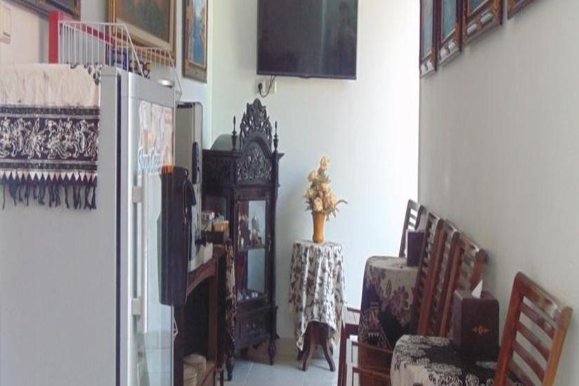 The Cabin Hotel Jogja - Interior