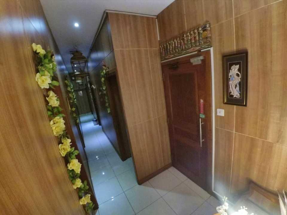 The Cabin Hotel Jogja - Coridor