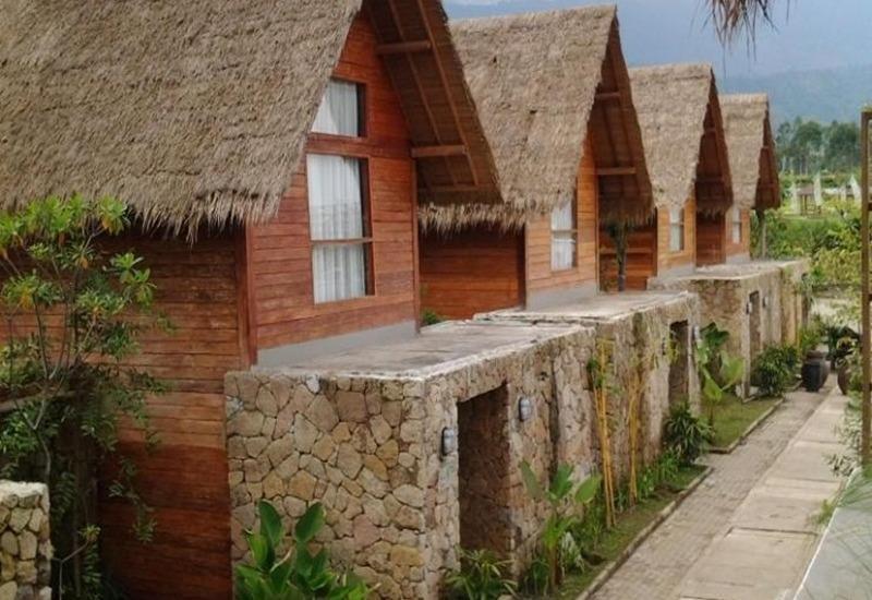 Kamojang Green Hotel & Resort Garut - Eksterior