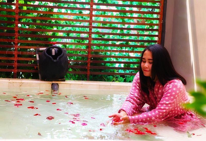 Kamojang Green Hotel & Resort Garut - Jacuzzi
