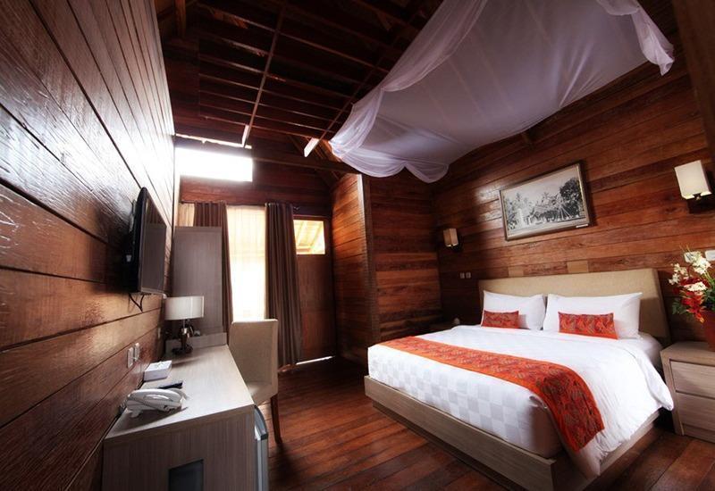 Kamojang Green Hotel & Resort Garut - Bungalow Magnolia Early Bird Promo 35%