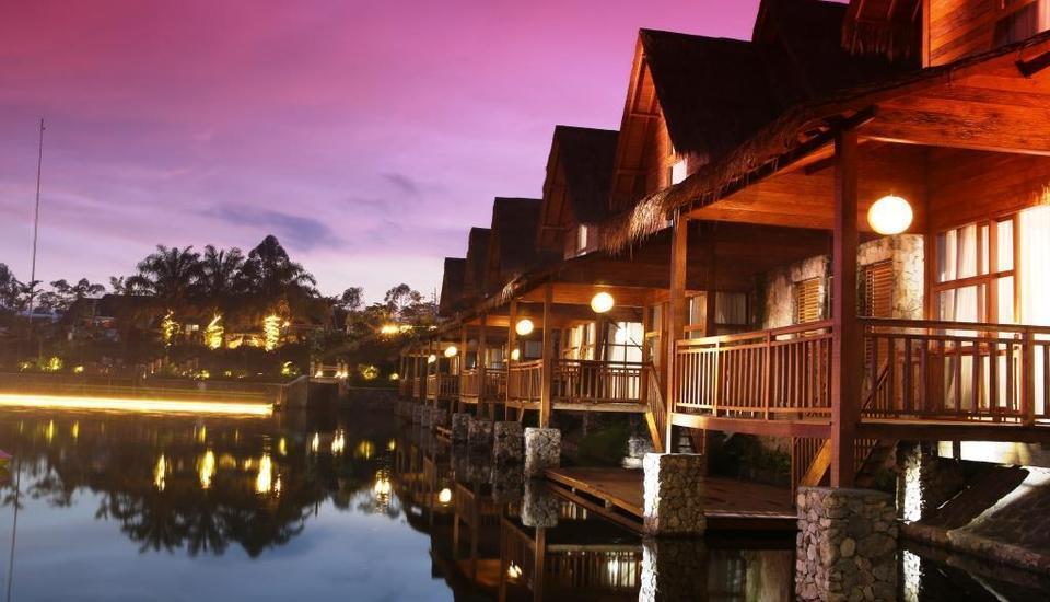 Kamojang Green Hotel & Resort Garut - Bungalow Ambrosia Regular Plan