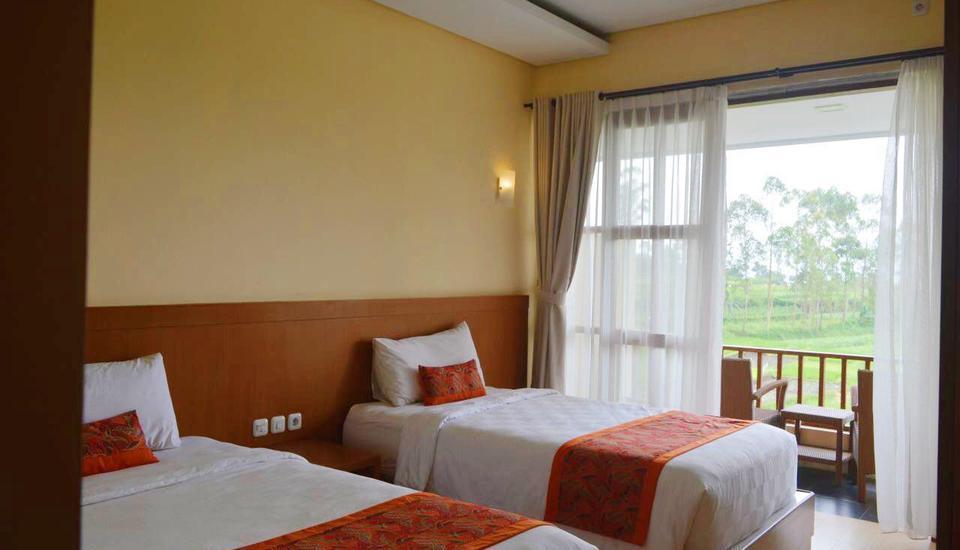 Kamojang Green Hotel & Resort Garut - Lantana Green View Early Bird Promo 35%