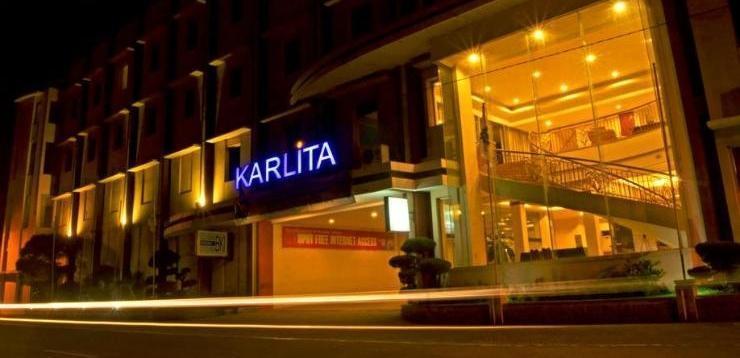 Karlita Hotel Tegal - Lihat bangunan