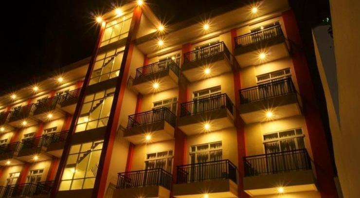 Karlita Hotel Tegal - Bangunan