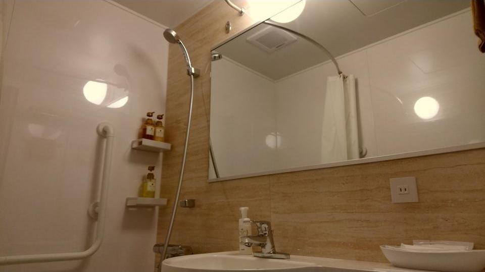 Ueno First City Hotel Tokyo - Bathroom