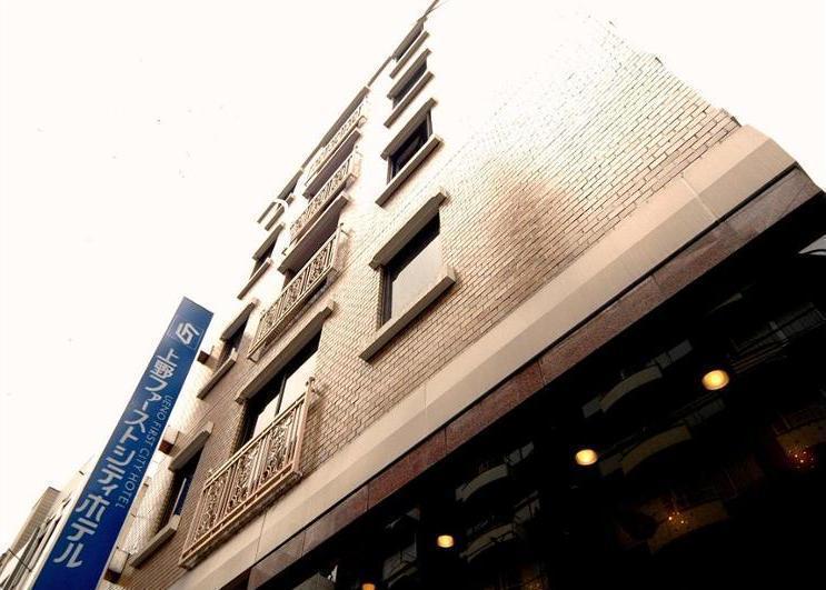 Ueno First City Hotel Tokyo - Exterior