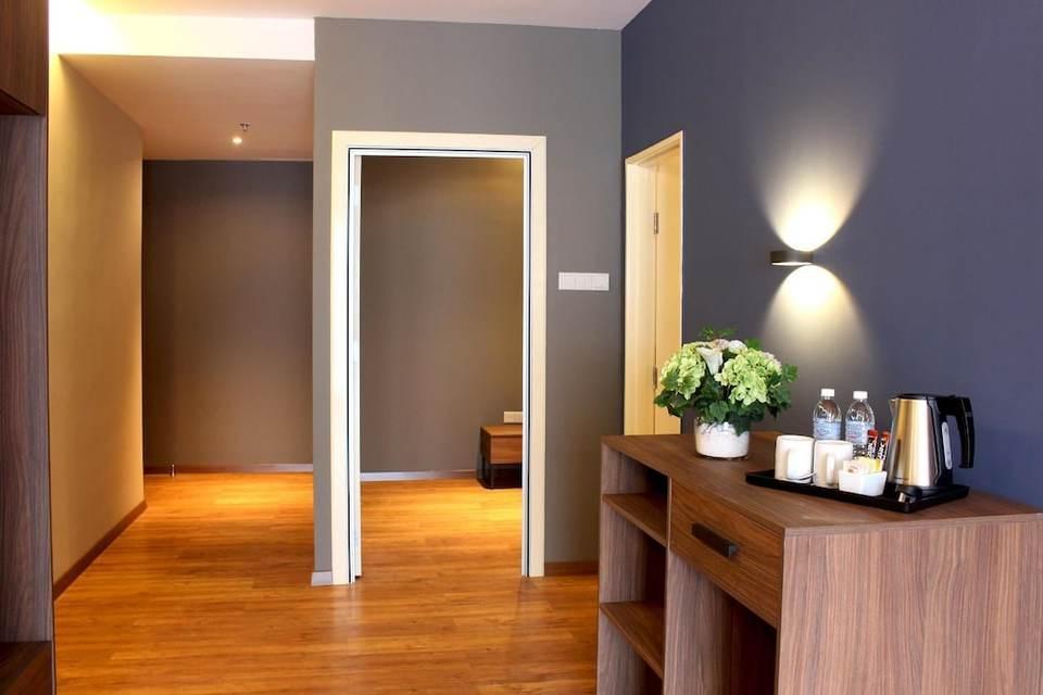 Warwick Ibah Luxury Villas & Spa Ubud - Suite (Ibah) Hemat 35%