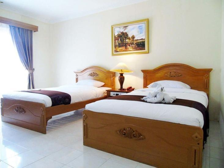 Tretes Raya Hotel And Resort Pasuruan - Guestroom