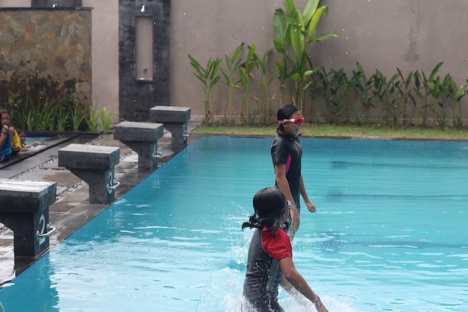 Umah Bali Suite and Residence Bali - Outdoor Pool
