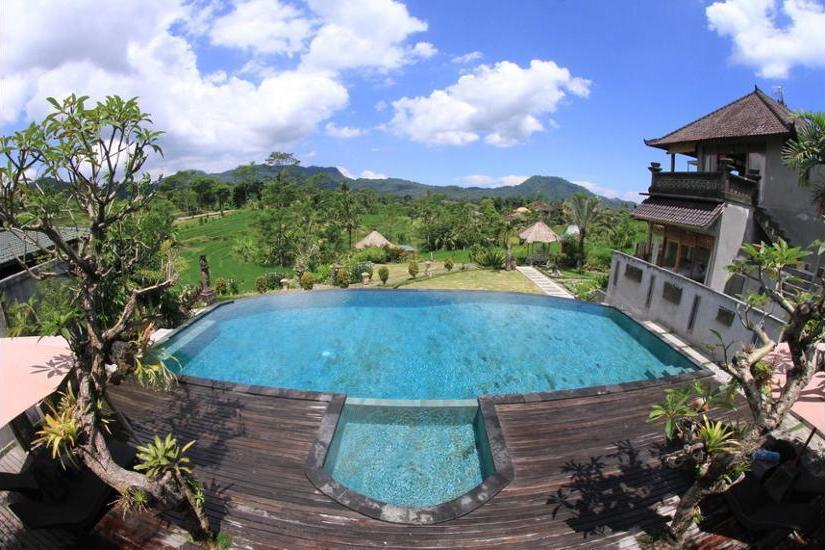 Sawah Indah Villa Bali - Exterior