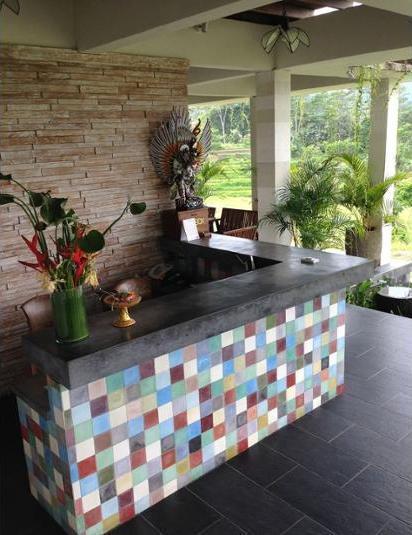 Sawah Indah Villa Bali - Restaurant