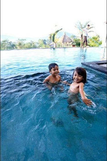 Sawah Indah Villa Bali - Outdoor Pool